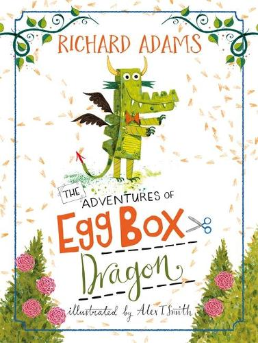 The Adventures of Egg Box Dragon (Hardback)