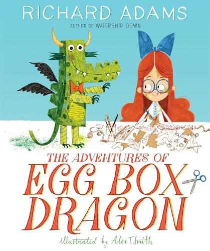The Adventures of Egg Box Dragon (Paperback)