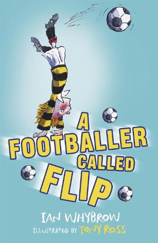 A Footballer Called Flip (Paperback)