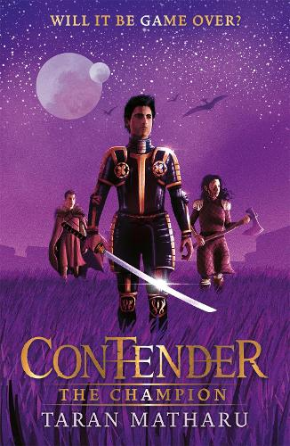 Contender: The Champion: Book 3 - Contender (Paperback)