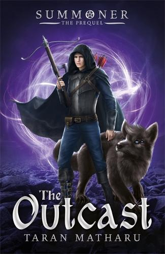 Summoner: The Outcast: Book 4 - Summoner (Hardback)