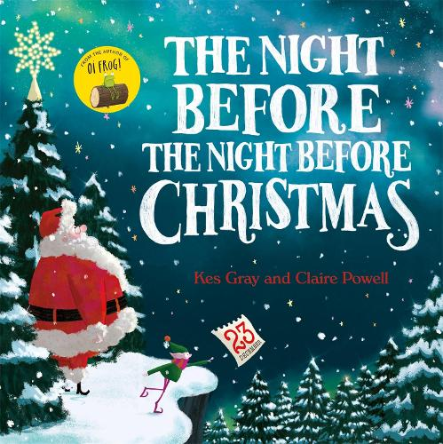 The Night Before the Night Before Christmas (Paperback)