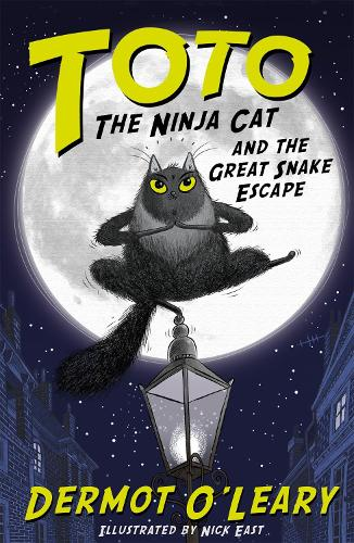 Toto the Ninja Cat and the Great Snake Escape: Book 1 - Toto (Paperback)