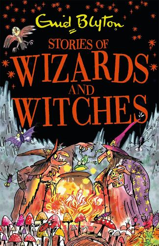 Stories of Wizards and Witches - Bumper Short Story Collections (Paperback)
