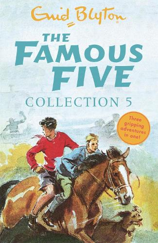 The Famous Five Collection 5: Books 13-15 - Famous Five: Gift Books and Collections (Paperback)