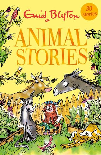 Animal Stories: Contains 30 classic tales - Bumper Short Story Collections (Paperback)