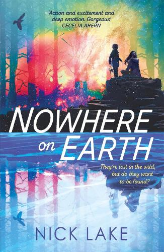 Nowhere on Earth (Paperback)