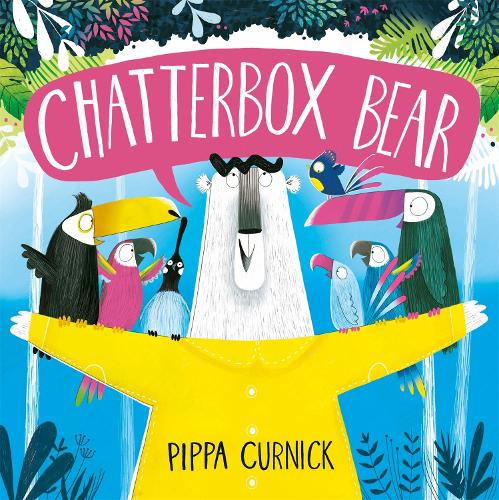 Chatterbox Bear (Paperback)