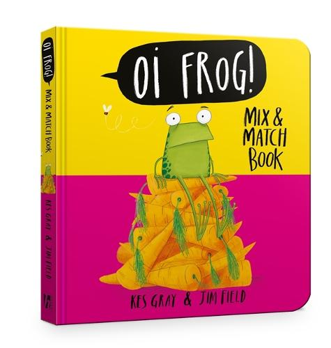 Oi Frog! - Oi Frog and Friends (Board book)