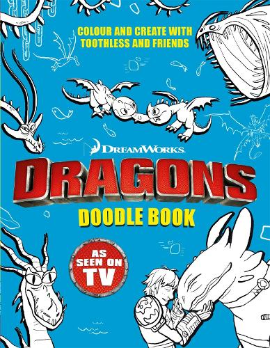 Dragons: Doodle Book - Dragons (Paperback)