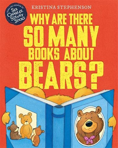 Why Are there So Many Books About Bears? (Paperback)