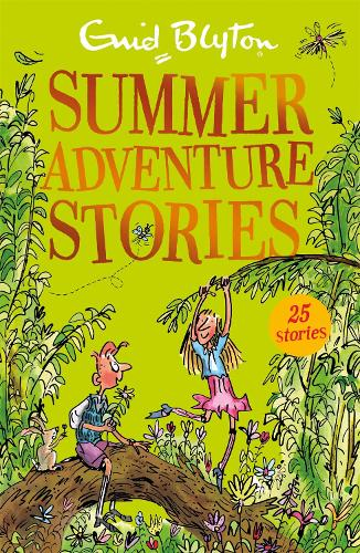 Summer Adventure Stories: Contains 25 classic tales - Bumper Short Story Collections (Paperback)