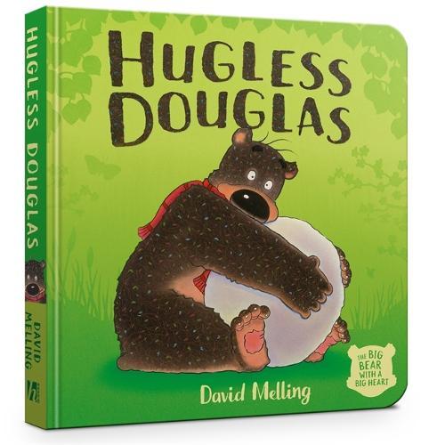 Hugless Douglas Board Book - Hugless Douglas (Board book)