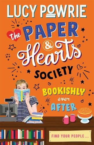 The Paper & Hearts Society: Book 3 - The Paper & Hearts Society (Paperback)