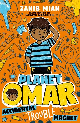 Accidental Trouble Magnet: Book 1 - Planet Omar (Paperback)