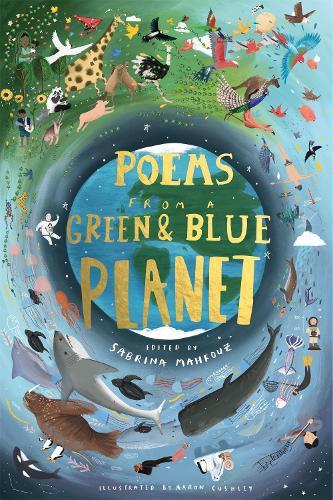 Poems from a Green and Blue Planet (Hardback)