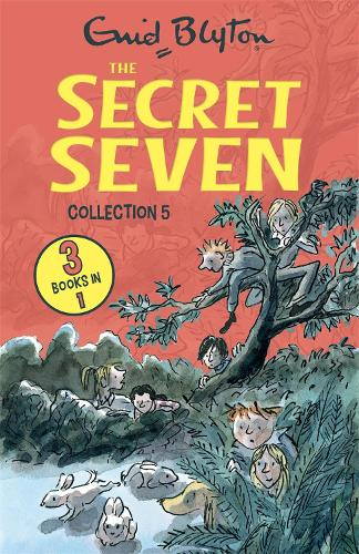 The Secret Seven Collection 5: Books 13-15 - Secret Seven Collections and Gift books (Paperback)