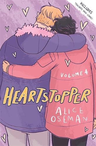 Heartstopper Volume Four: Alice Oseman in conversation