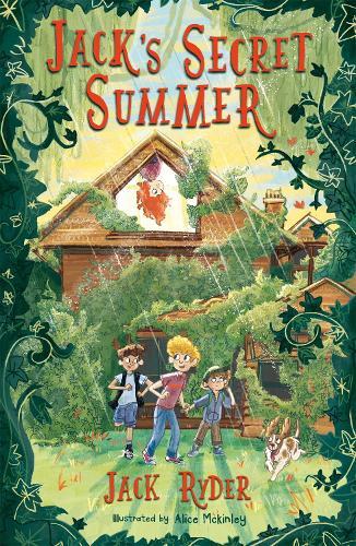 Jack's Secret Summer