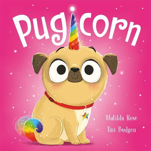 Pugicorn (Paperback)