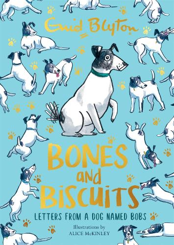 Bones and Biscuits: Letters from a Dog Named Bobs (Hardback)