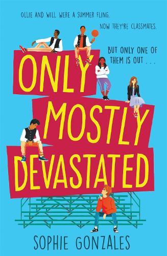 Only Mostly Devastated (Paperback)