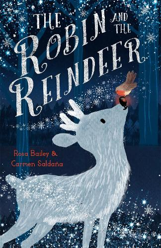 The Robin and the Reindeer (Paperback)