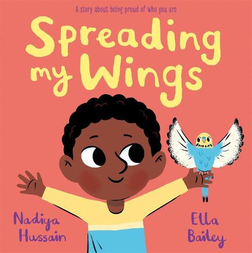 Spreading My Wings (Hardback)