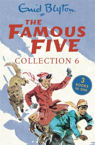 The Famous Five Collection 6: Books 16-18 - Famous Five: Gift Books and Collections (Paperback)