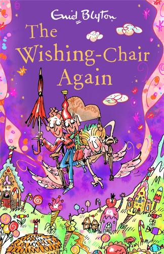 The Wishing-Chair Again: Book 2 - The Wishing-Chair (Paperback)