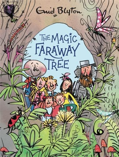 The Magic Faraway Tree: The Magic Faraway Tree Deluxe Edition: Book 2 (Hardback)
