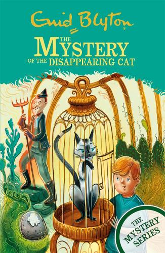 The Mystery Series: The Mystery of the Disappearing Cat: Book 2 - The Mystery Series (Paperback)