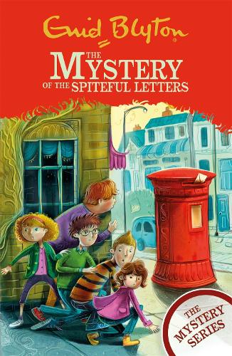 The Mystery Series: The Mystery of the Spiteful Letters: Book 4 - The Mystery Series (Paperback)