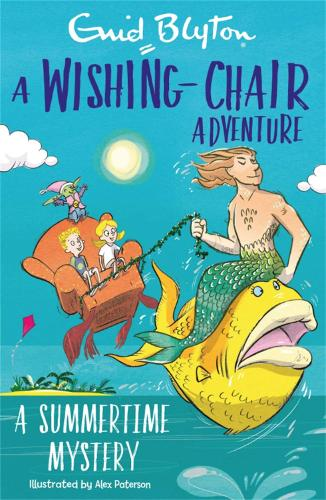 A Wishing-Chair Adventure: A Summertime Mystery: Colour Short Stories - The Wishing-Chair (Paperback)