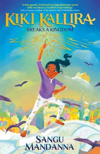 Kiki Kallira Breaks a Kingdom (Paperback)