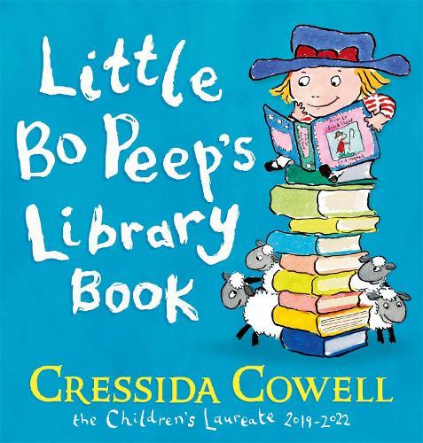 Little Bo Peep's Library Book (Paperback)