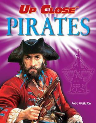 Pirates - Up Close (Paperback)