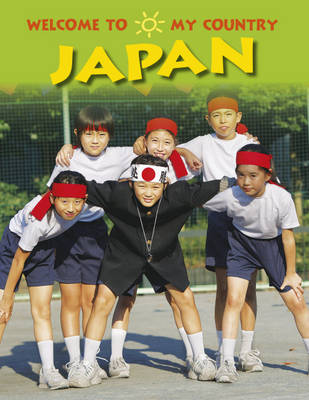 Japan - Welcome to My Country 9 (Paperback)