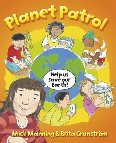 Planet Patrol: A Book About Global Warming (Paperback)