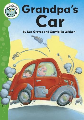 Tadpoles: Grandpa's Car - Tadpoles (Paperback)