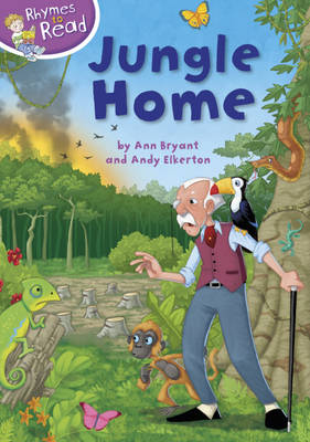 Jungle Home - Rhymes to Read No. 2 (Paperback)