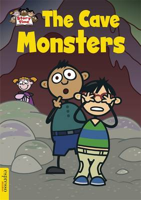 The Cave Monsters (Paperback)