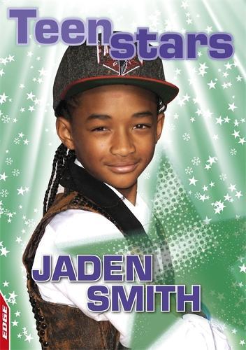 EDGE: Teen Stars: Jaden Smith - EDGE: Teen Stars (Hardback)