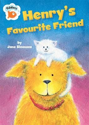 Henry's Favourite Friend (Paperback)