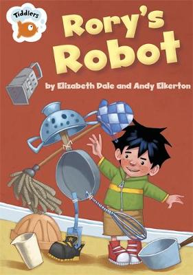 Rory's Robot - Tiddlers (Paperback)