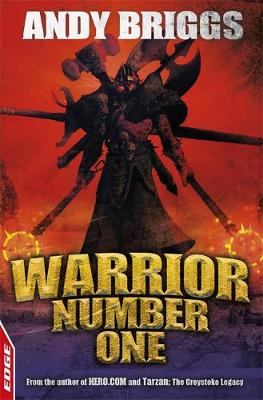 Warrior Number One - EDGE: A Rivets Short Story 3 (Paperback)