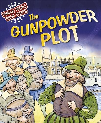Great Events: The Gunpowder Plot - Great Events (Paperback)