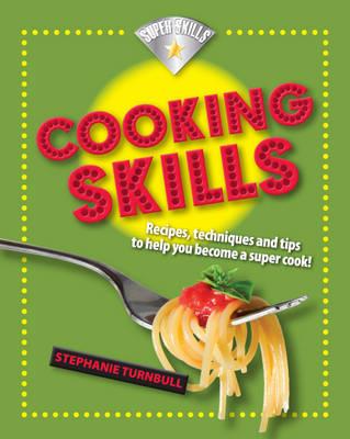Cooking Skills - Superskills (Hardback)