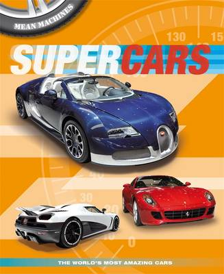 Supercars - Mean Machines 2 (Hardback)
