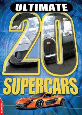 Supercars - Edge: Ultimate 20 (Paperback)